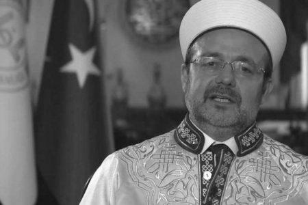 Diyanet İşleri Başkanı Mehmet Görmez'den Berat Mesajı