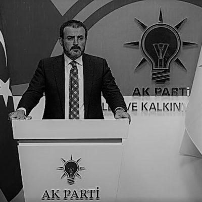 AK Parti Sözcüsü Ünal'dan CHP'ye Eleştiri