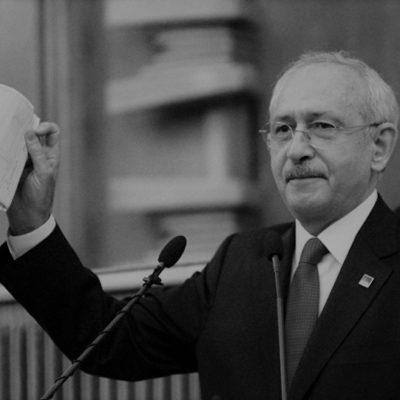 Kılıçdaroğlu, Belgeleri Kimden Aldığını Açıkladı