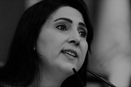 Figen Yüksekdağ, 'PKK'nın Anı Defteri'ne Yazı Yazmış