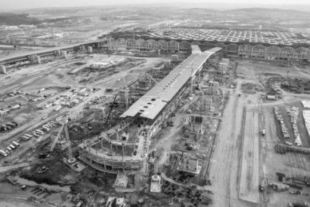 Bakan Arslan 3. Havalimanı İçin Tarih Verdi: İlk Etabı 29 Ekim 2018'de Açılacak