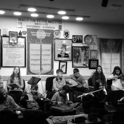 Balkan Türk Müziği Derneği'nden 2017 Yılının Son Konseri