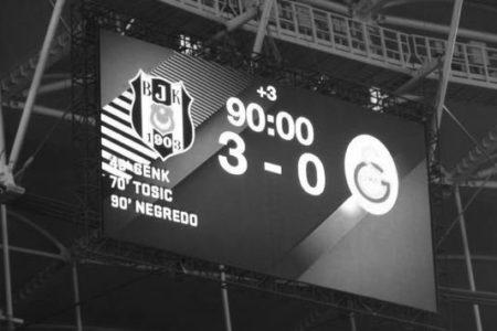 Bu Beşiktaş'a Şapka Çıkartılır