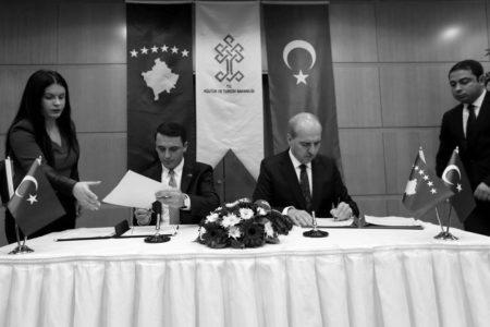 Kosova ve Türkiye Kültür Alanında Anlaşma İmzaladı