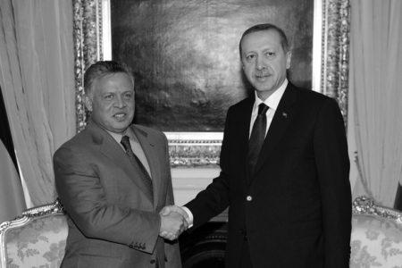Ürdün Kralı II. Abdullah Türkiye'ye Geliyor