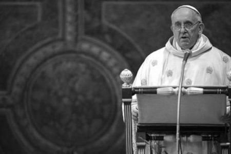 Papa'nın Yeni Yıl Mesajı: Ortadoğu'nun İki Devletli Bir Çözüme İhtiyacı Var