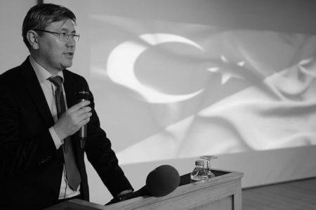 'Türkiye Türk Dünyasının Direğidir'