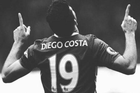 Diego Costo Kırmızı ile Döndü
