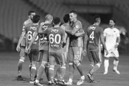 Fenerbahçe Çeyrek Bileti Kaptı