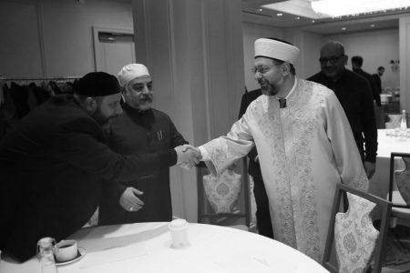 Başkan Erbaş, New York'ta Müslüman STK Temsilcileriyle Buluştu
