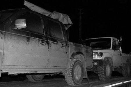 Özgür Suriye Ordusu Afrin Sınırında