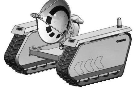 İşte İnsansız Tankın İlk Görüntüleri