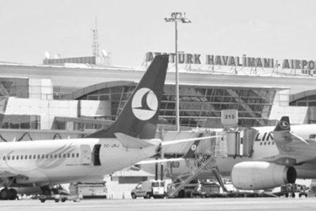 Avrupa Hava Trafiğine Damga Vurduk