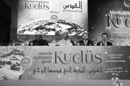 KUDÜS'E KİMLİĞİNİ KAZANDIRAN MÜSLÜMANLARDIR!