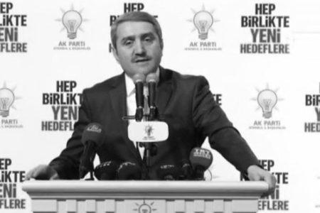 AK PARTİ İSTANBUL İL BAŞKANI SELİM TEMURCİ İSTİFA ETTİ