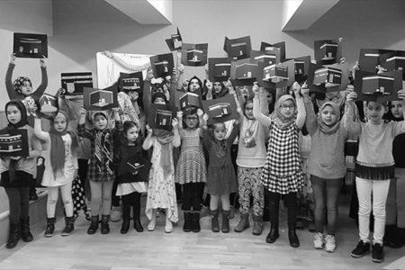 Düsseldorf'ta Çocuklar Dinî Mabetleri Maketler İle Öğrendi
