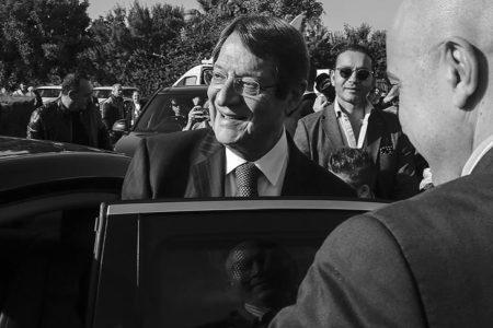 Güney Kıbrıs'ta Seçimin Galibi Anastasiadis