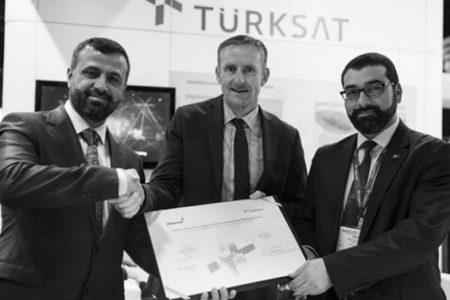 Türksat ile Inmarsat, Global Xpress Sözleşmesi İmzaladı