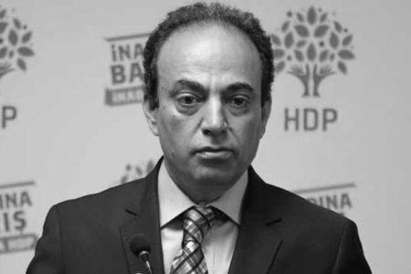 HDP'Lİ BAYDEMİR'E VERİLEN HAPİS CEZASI BOZULDU