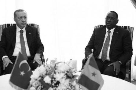 Senegal ile Yarım Milyar Euroluk İmza