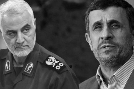 Ahmedinejad'dan Süleymani hamlesi: Zulme ortak olmayın