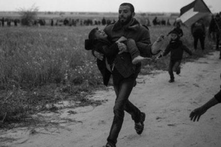 Gazze'de İsrail güçleri, Filistinlilere saldırdı: 7 ölü, 500 yaralı