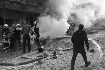 İdlib'de pazar yerine saldırı: 28 ölü