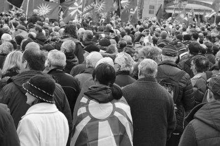 Makedon STK'lerden Yunanistan'a soykırım suçlaması