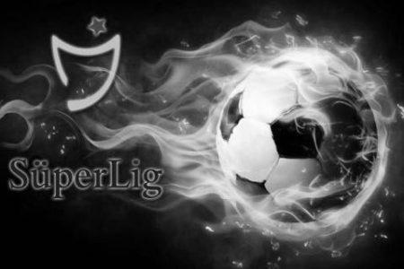 Spor Toto Süper Lig'de Haftalık Görünüm