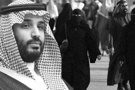 Suudi Prens Bin Selman çarşaf zorunluluğunu kaldırıyor