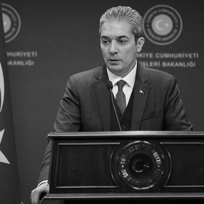Türkiye'den ABD'nin Afrin açıklamasına tepki