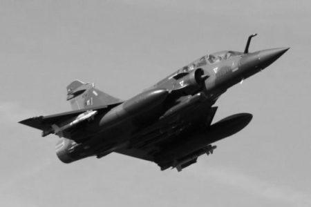 Ege'de Yunan Savaş uçağı düştü