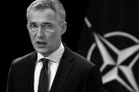 Yunan muhabire NATO NATO Genel Sekreteri Stoltenberg'den Şok Cevap
