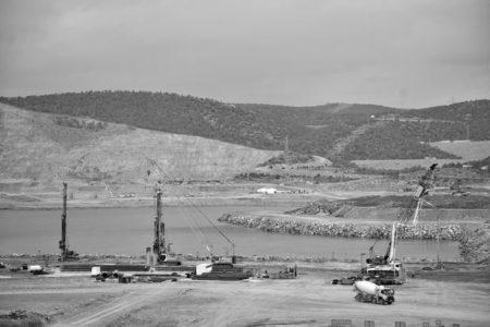 Akkuyu Nükleer Güç Santrali'nin Temeli Atıldı
