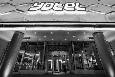 YOTEL'den 3. Havalimanı'na 451 Odalı Otel