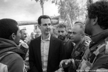 Rus heyeti: Esad'ın morali iyi
