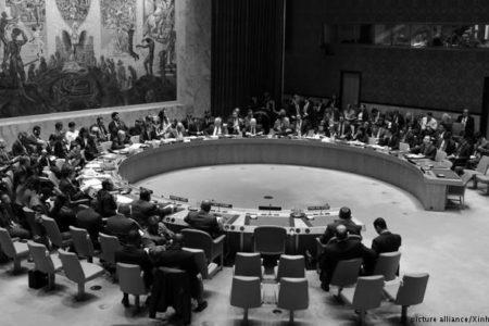 Rusya'nın kınama tasarısı BM Güvenlik Konseyi'nde reddedildi