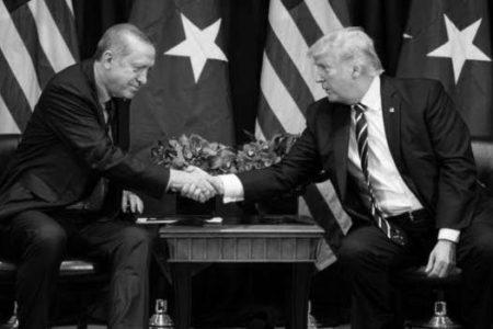 Cumhurbaşkanı Erdoğan ve ABD Başkanı Trump Suriye krizini görüştü