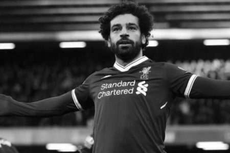 Mohamed Salah Rekora Ortak