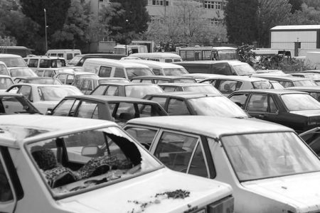 Hurda Araçlardan 16 Milyon Lira Katkı