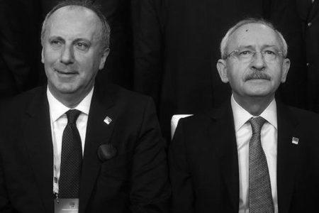 CHP'NİN ADAYI BELLİ OLDU!.. MUHARREM İNCE..
