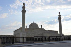 AZERBAYCAN'IN EN ESKİ CAMİİ: ŞAMAHI CUMA MESCİDİ