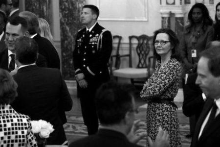 "Trump'ın CIA Direktörü Adayı Haspel'den ""İşkence"" Sözü"