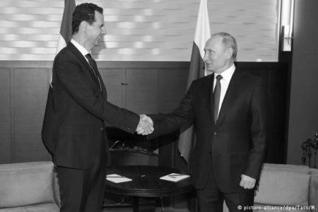 Soçi'de Putin-Esad görüşmesi