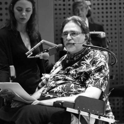 ALS hastası Alper Kaya'dan Dünya Tarihinde Bir İlk: Gözleriyle Yan Flüt Çaldı