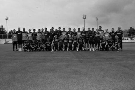 Trabzonspor, Ünal Karaman İle İlk Çalışmasını Yaptı