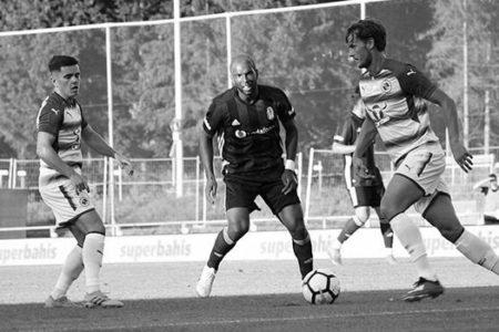Beşiktaş 2-0'ı Koruyamadı