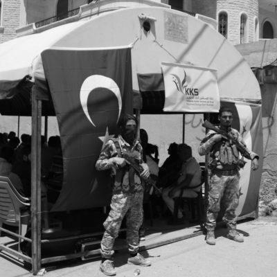 Afrin'de Kültür Derneği Açıldı