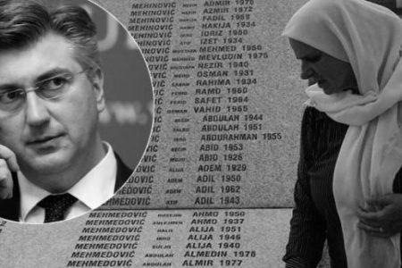 """Plenkovic: """"Hatice Mehmedovic Hayatını Hakikati Bulmak İçin Adadı"""""""