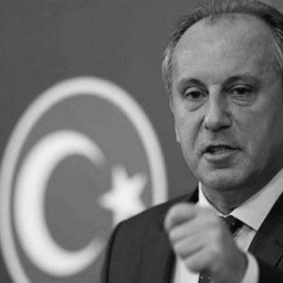 """İNCE: """"CHP DEĞİŞİMİ SAĞLAYAMAZSA, ÜLKEMİZİ KÖTÜ GÜNLER BEKLİYOR"""""""